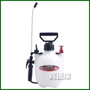 工進 ミスターオート 蓄圧式噴霧器 4L HS-401E|truetools