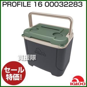 イグルー 小型 クーラーボックス PROFILE 16 約15L|truetools