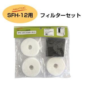 (法人限定)ナカトミ 加湿器 SFH-12用 フィルターセット|truetools
