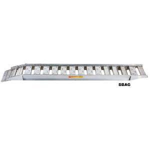 昭和ブリッジ アルミブリッジ SBAG-180 0.4t/1本・300幅 セーフベロ|truetools