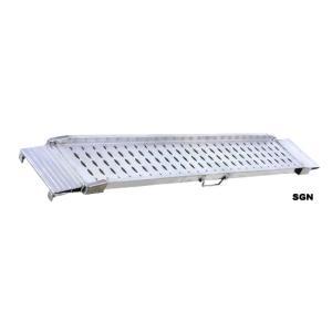 昭和ブリッジ アルミブリッジ SGN-180 0.5t/2本セット・250幅 ツメ truetools