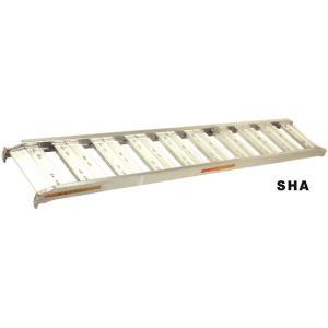 昭和ブリッジ アルミブリッジ SHA-190 0.5t/2本セット・300幅 ツメ|truetools