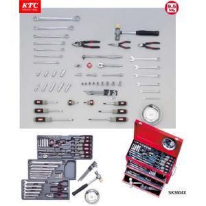 KTC工具 工具セット SK3604X|truetools