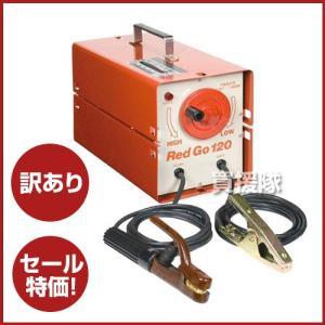 訳あり品 スター電器製造 SUZUKID 交流アーク溶接機 レッドゴー120 60Hz SSY-122R|truetools