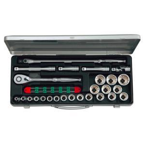 KTC工具 12.7sq.ソケットレンチセット 26点 TB420X|truetools