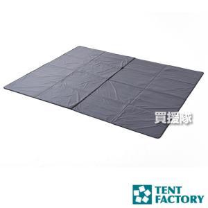 テントファクトリー フォールディングクッションマット TF-FDTIN-M truetools