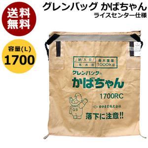 田中産業 グレンバッグ かばちゃん 1700L RC用・PP TNK-KABA-1700RC