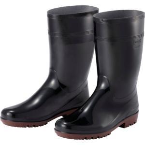 ミドリ安全 超耐滑長靴 ハイグリップ 24.0CM HG2000N-BK-24.0期間限定 ポイント10倍