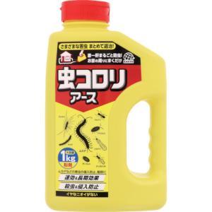 アース 虫コロリアース 粉剤 1kg 256515 期間限定 ポイント10倍