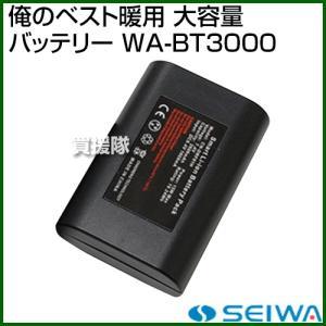 和勝 俺のベスト暖用 大容量バッテリー WA-BT3000 truetools