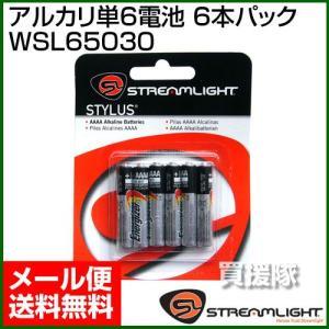 アルカリ単6電池 6本パック WSL65030|truetools