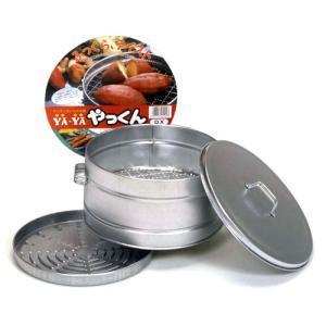 尾上製作所 芋焼き器 やっくんDX 焼き芋器...