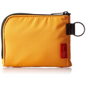 [ノーマディック] 財布 小銭入れ L字型コンパクト財布 SA-08 黄