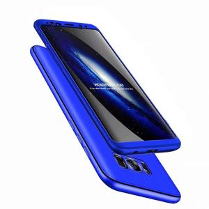 Laixin Samsung Galaxy S8 ケース 薄型 高級感 専用カバー PC 指紋防止 ...