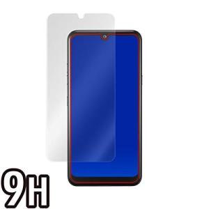 LGK50 用 保護 フィルム OverLay 9H Plus for LG K50 低反射 9H 高硬度 映りこみを低減する低反射タイプ ソフトバンク softbank LG エルジー ケーフィフティーの商品画像 ナビ