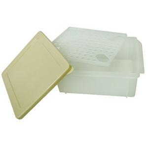 スケーター 食パン 冷凍 保存ケース パンケース 日本製 SBR2