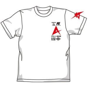 ガンダム νガンダムTシャツ ホワイト サイズ:L