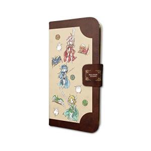 魔法騎士レイアース 01 ちりばめデザイン(グラフアートデザイン) 手帳型スマホケース iPhone...