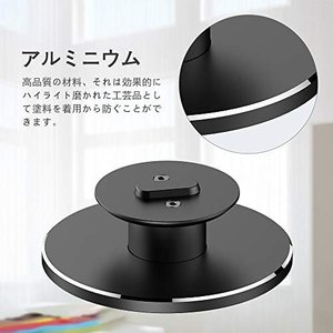 NotoCity Echo Spot stand Amazon Echo Spot スタンド (ブラ...