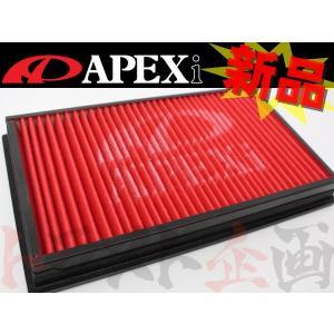 126121021 APEXi エアクリ スペーシアカスタム MK32S フィルター トラスト企画 スズキ 新品|trust1994