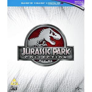 ジュラシック・パーク 3部作 コレクション 【ブルーレイ輸入版・日本語対応】Jurassic Park Collection