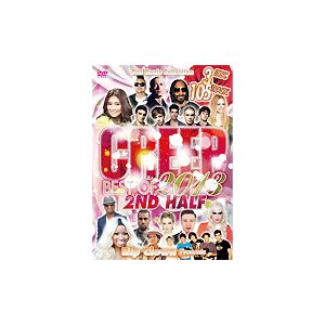 ★完全送料無料/洋楽DVD 3枚組★RIP CLOWN / CREEP BEST OF 2013 2ND HALF