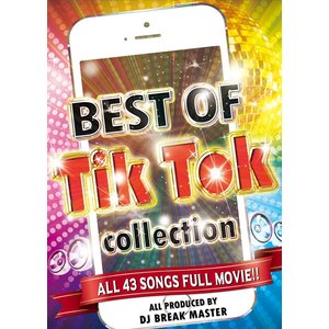 ★完全送料無料/洋楽DVD 1枚組★DJ BREAK MASTER / BEST OF Tik Tok COLLECTION