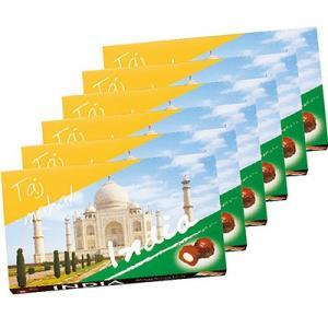 インド お土産 インド マカデミアナッツチョコレート 6箱セット ID:E7051420