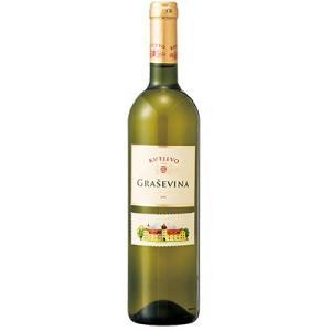 クロアチア お土産 クロアチア 白ワイン グラシェヴィーナ ID:E7050501