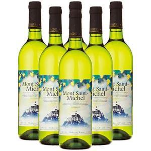 フランス お土産 ギフト プレゼント モンサンミッシェル メモリアル 白ワイン 6本 酒 果実酒類 果実酒 ID:80650874