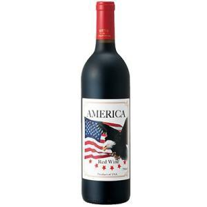 アメリカ お土産 アメリカンイーグル 赤ワイン 1本 ID:E7052039 trv