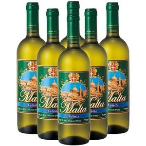マルタ お土産 ギフト プレゼント マルタ 白ワイン 6本 酒 果実酒類 果実酒 ID:80650840