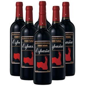 スペイン お土産 ギフト プレゼント スペイン 赤ワイン 6本 酒 果実酒類 果実酒 ID:80650843