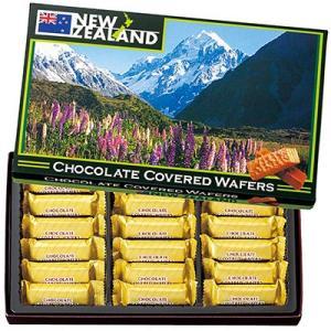 ニュージーランド お土産 ニュージーランド チョコウエハース 1箱 ID:E7051138 trv