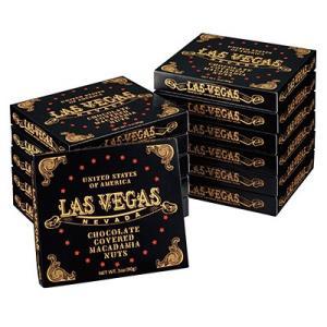 アメリカ お土産 ラスベガス ミニマカデミアナッツチョコレート 12箱セット ID:E7050629 trv
