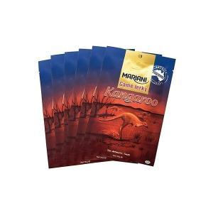 【ポイント10倍】オーストラリア お土産 カンガルージャーキー 6袋セット(オーストラリアお土産 オーストラリアジャーキー) ID:E7051079