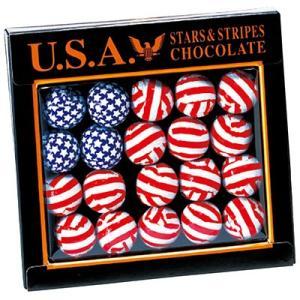 アメリカ お土産 チョコレート スイーツ chocolate お取り寄せ ギフト アメリカ お土産 フラッグチョコレート 1箱 ID:E7050633