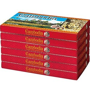 6%OFFクーポン カンボジア お土産 ギフト マカデミアナッツチョコレート 6箱セット 食品 菓子 スイーツ チョコレート ナッツ ID:80654460|trv