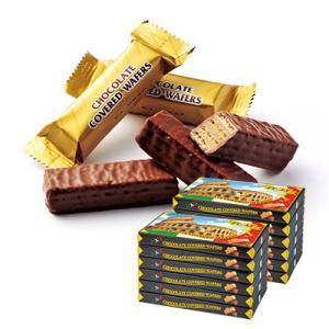 割引 お土産 在庫処分 セール お菓子 食品ロス フードロス イタリア チョコウエハース 12箱セット チョコレート ID:63990806