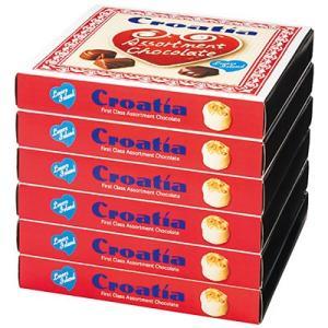 クロアチア お土産 クロアチア アソートチョコレート6箱セット ID:E7050488