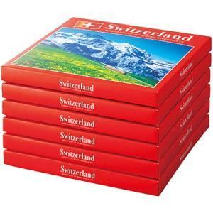 スイス お土産 ギフト プレゼント ビラー ナポリタンアソートチョコレート 6箱セット 食品 菓子 スイーツ チョコレート チョコ ID:80650630