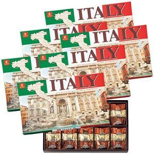 イタリア お土産 土産 みやげ おみやげ / イカム デザートチョコレート 6箱セット  イカムのミ...