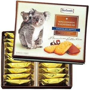オーストラリア お土産 ギフト プレゼント チョコレートクッキー 1箱 食品 菓子 スイーツ クッキー ビスケットID:80650471