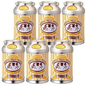 ポーランド お土産 お菓子 キャンディー お取り寄せ ギフト ポーランド お土産 ポーランドファッジミルク 6缶セット ID:E7050413|trv