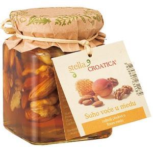 クロアチア お土産 ナッツ&アプリコット ハチミツ漬け ID:E7050494
