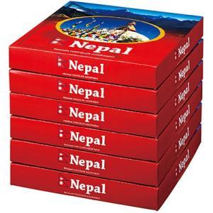 ネパール お土産 ギフト プレゼント アソートチョコレート 6箱セット 食品 菓子 スイーツ チョコレート ナッツ ID:86140236