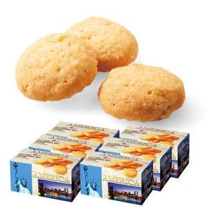 アメリカ お土産 アメリカマカデミアナッツクッキー 6箱セット ID:E7050563 trv