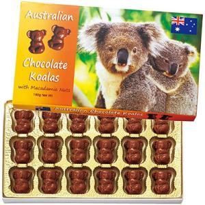 オーストラリア お土産 コアラ マカデミアチップチョコレート 12箱セット ID:E7051031|trv