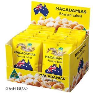 オーストラリア お土産 オーストラリア ミニマカデミアナッツ 16袋セット ID:E7051074|trv