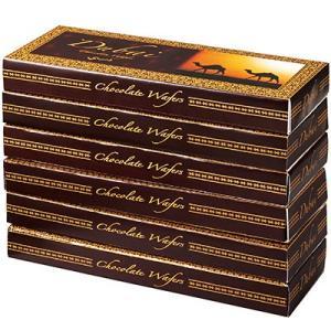 ドバイ お土産 クッキー ビスケット 焼き菓子 お取り寄せ ギフト ドバイ お土産 ドバイ チョコウエハース 6箱セット ID:E7050529|trv